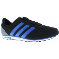 V Racer Adidas Black/Blue/Grey