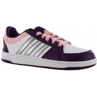 Hoops Vs Kids Adidas White/Silver/Pink