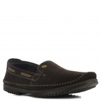 Zapato Casual Freeway NobukChocolate