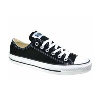 Urbano OX Converse - All Star Negro