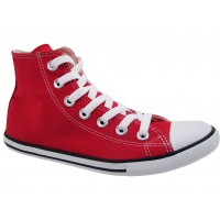 Chuck Taylor Slim HI Converse - All Star Red