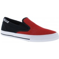Deportivo Skid Grip Converse - All Star Rojo/Negro