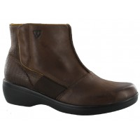 Bota Casual Poly Lombardino Marron