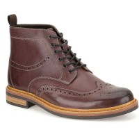 Darby Rise Clarks Burgundy