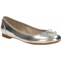 Couture Bloom Clarks Silver