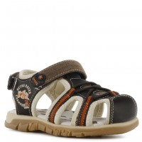 Casual Croco Kids Brown/Beige