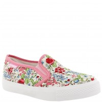 PANCHAS Croco Kids Pink/Flower