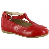 Zapato Casual Croco Kids Red