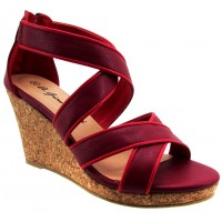 Sandalia Casual A.Giannini Red