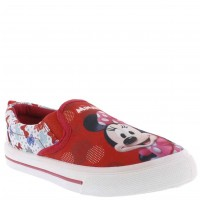 Pancha Minnie Disney Rojo/Blanco