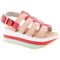 Sandalia Casual MINI Miss Carol Pink