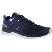 Deportivo Sublite Cushion Reebok Marino/Purpura/Blanco