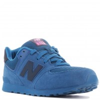 Classic Traditionnels Jrs New Balance Azul