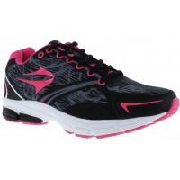Deportivo Joiner Topper Negro/Fucsia/Gris