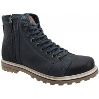 Bota Casual Freeway Azul