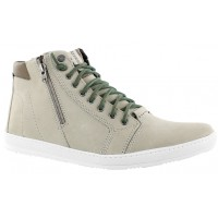 Bota Casual Freeway Nobuck Ligth/Gray