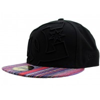 Gorra Coverage II DC Black