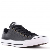 Deportivo Taylor Star Ox Converse - All Star Negro