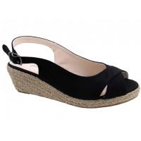 Sandalia Casual A.Giannini Black