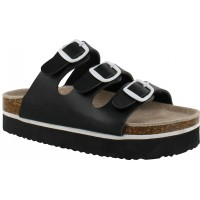 Sandalia Casual MINI Miss Carol Black/Black