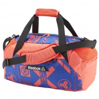 Bolso Grip Graph Reebok Royal/Rose
