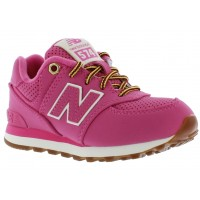 Classic Traditionnels Jrs New Balance Rosado