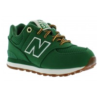 Classic Traditionnels Jrs New Balance Verde