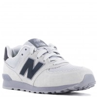 Classic Traditionnels Jrs New Balance Gris